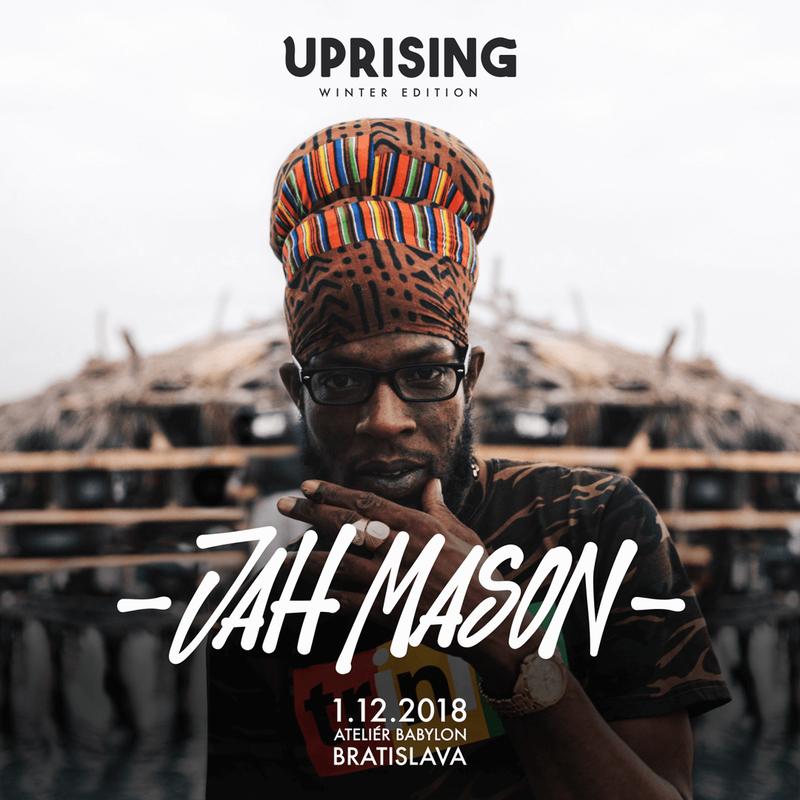 Jah Mason uwe 2018 uprising insta