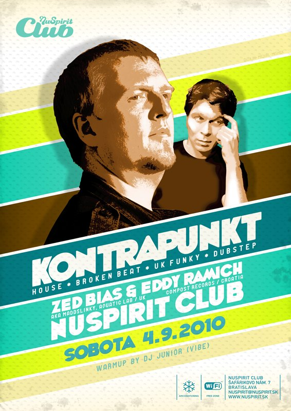 KONTRAPUNKT Vol. 4 feat. Mr. ZED BIAS ! BOMBING