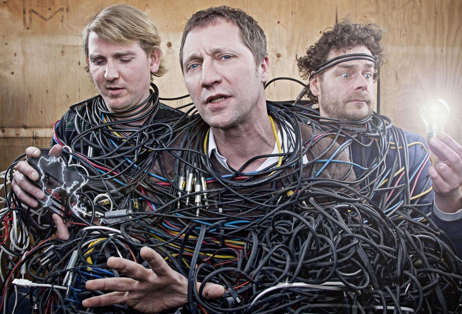 Obľúbené holandské trio Kraak & Smaak vystúpi 20.februára v Bratislave BOMBING