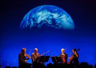Kronos Quartet SunRingsAtSacrumProfanum Krakow 2014 1 creditWojciechWandzel