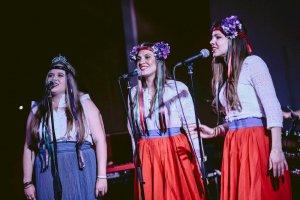 Ľudové Mladistvá - speváčky