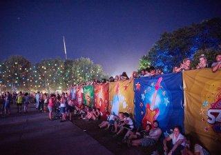 Otvorenie festivalu Sziget bolo famózne BOMBING 48