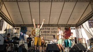 Worldmusic festival Bratislava priniesol vo svojom prvom ročníku skvelé hudobné vystúpenia. BOMBING