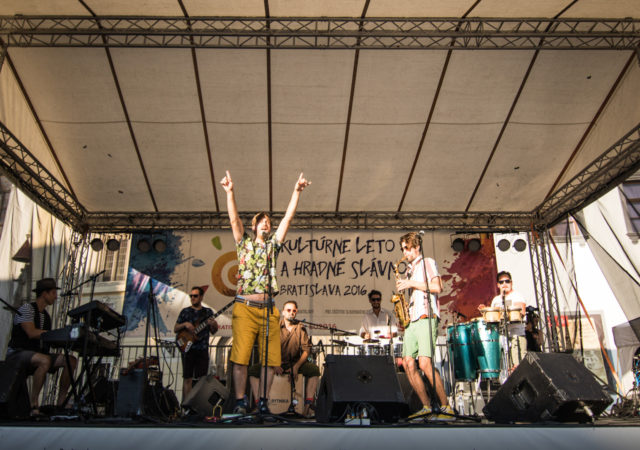 Worldmusic festival Bratislava priniesol vo svojom prvom ročníku skvelé  hudobné vystúpenia. 259c67a961a