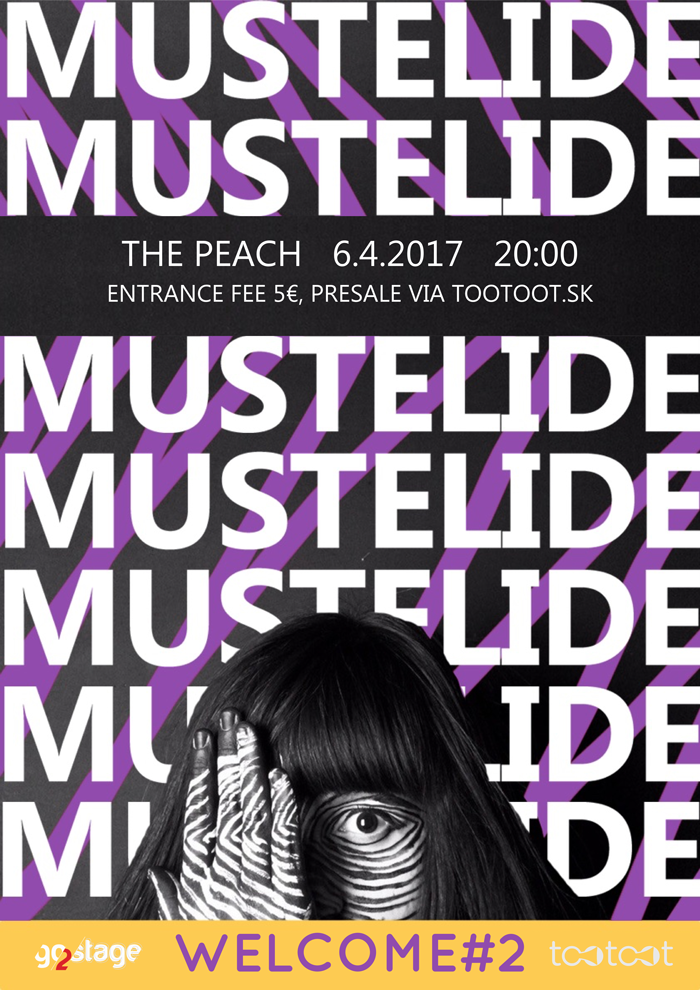 MUSTELIDE POSTER