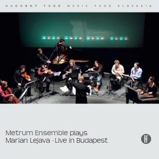 Marian Lejava COVER CD
