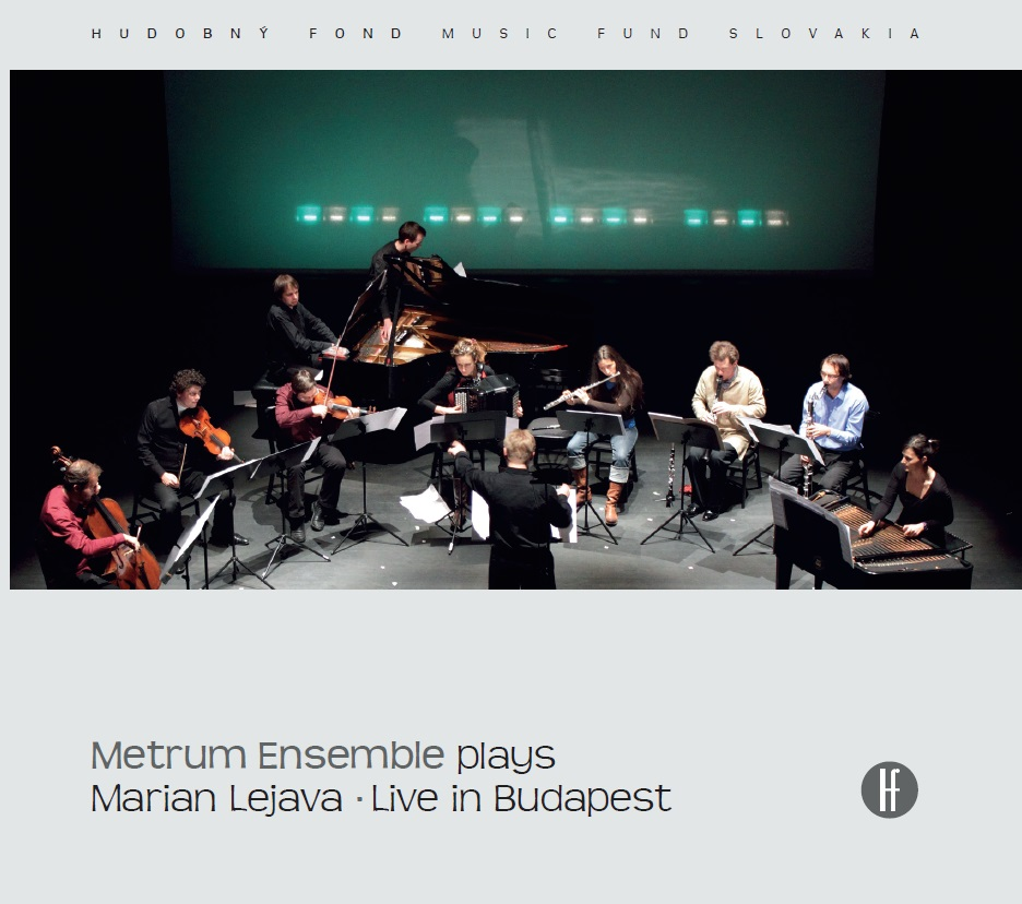 Marian Lejava COVER CD
