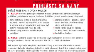 Nové tváre slovenského jazzu  2015 BOMBING