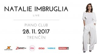 Speváčka Natalie Imbruglia príde do Trenčína! BOMBING 1