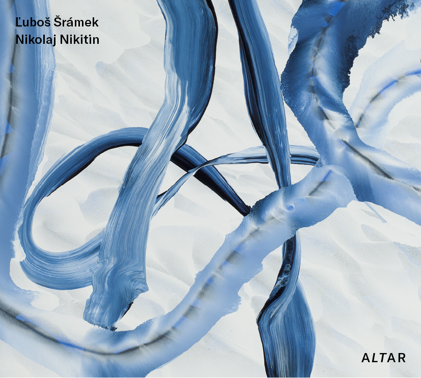 Nikitin - Sramek - Altar - Obal albumu