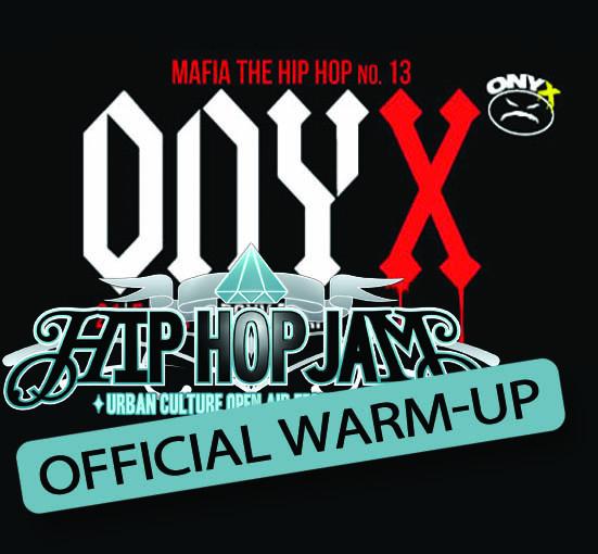 Oficiální warm-up pro Hip Hop Jam už tuhle sobotu s ONYX, i KALI tě zve! BOMBING
