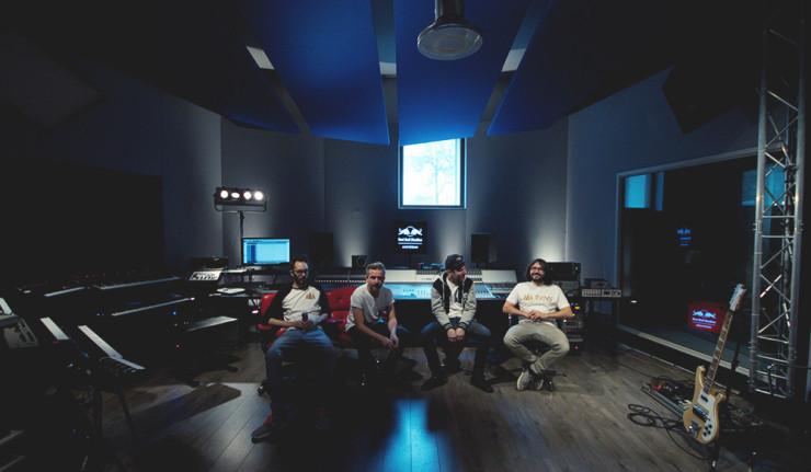 Poľské elektronické duo The Dumplings vystúpia skapelou Talkshow vbratislavskom Nu Spirit Clube BOMBING 1