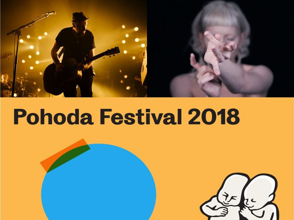 Poznáme ďalšie dve mená letného festivalu POHODA 2018 BOMBING 26a53c2f485