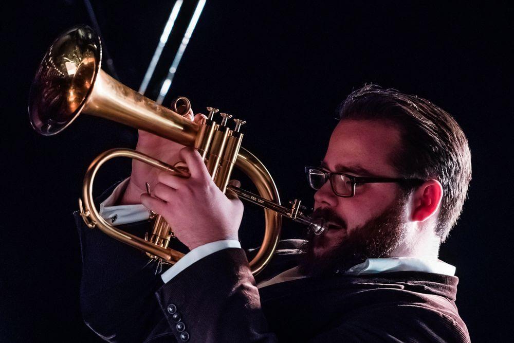 Trumpetista Lukáš Oravec vyráža na festivalové turné po Slovensku a Čechách BOMBING 6