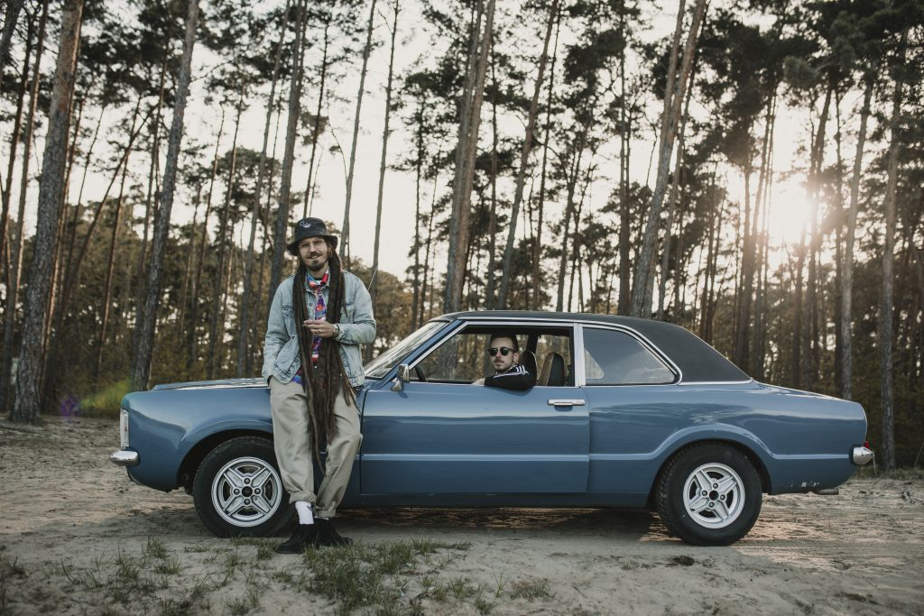 Pokyman Lukie FWD Rub a Dub Mood 280 by Veronika Selepkova