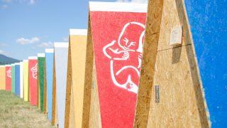 Pohoda spustila predaj najkomfortnejšieho ubytovania a vyhlásila valentínsku súťaž o chatku na festivale BOMBING 3