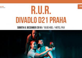 R.U.R. cover