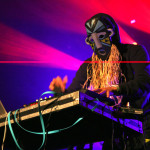SBTRKT at London's Heaven Music Venue in Charing Cross