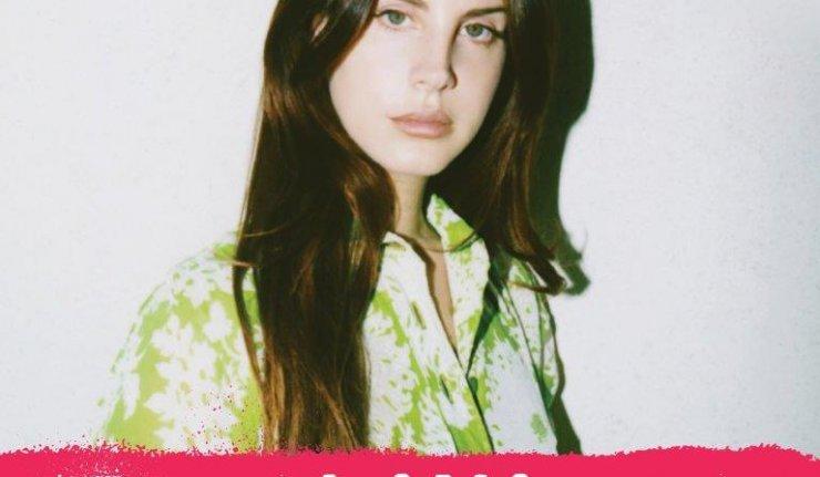 Lana Del Rey – Sziget má ďalšie hviezdne meno v tohtoročnom line-upe! BOMBING 2