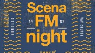 Scena FM night Bratislava Sun Deck