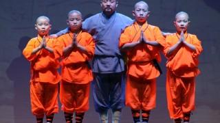 Shaolinskí mnísi sa vracajú na Slovensko BOMBING 2