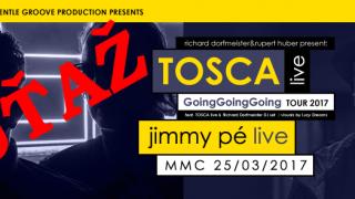 Súťaž o dve vstupenky na koncert skupiny TOSCA BOMBING 1