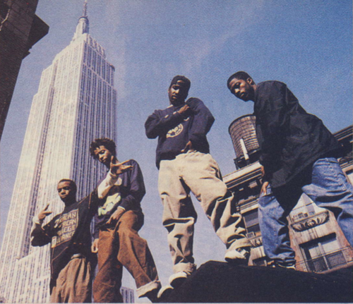 Klenot amerického hip-hopu The Pharcyde vystúpi na Uprisingu BOMBING