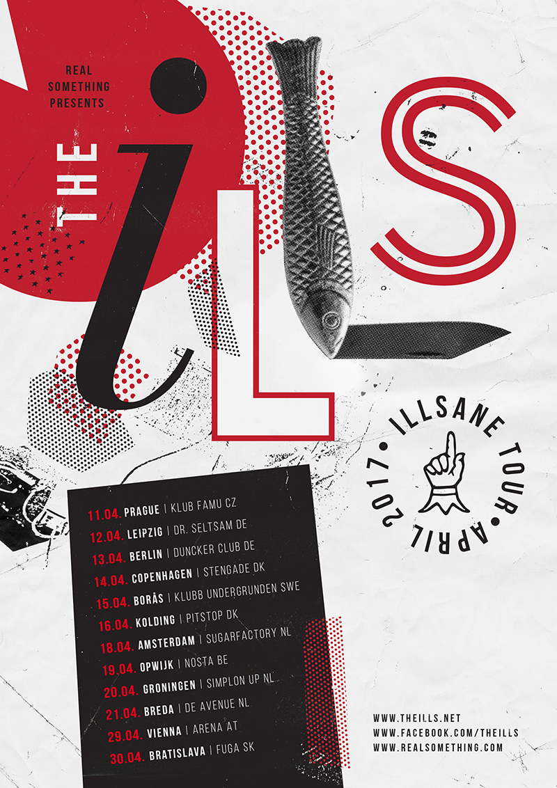 The ILLS  tour 2017