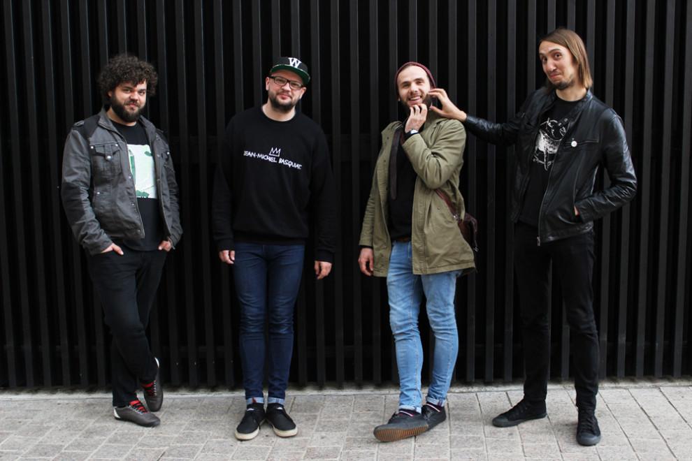 The Ills nahrali album Ornamental or Mental  a vyrážajú na turné po piatich krajinách BOMBING 2