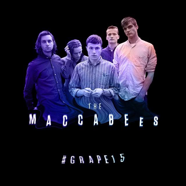 Na Grape sa objavia aj britskí The Maccabees a slovinský producent Gramatik BOMBING