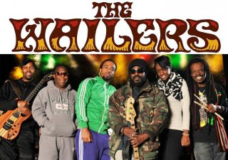 Tomu sa povie reggae meno. Uprising ohlásil legendárnu kapelu THE WAILERS BOMBING