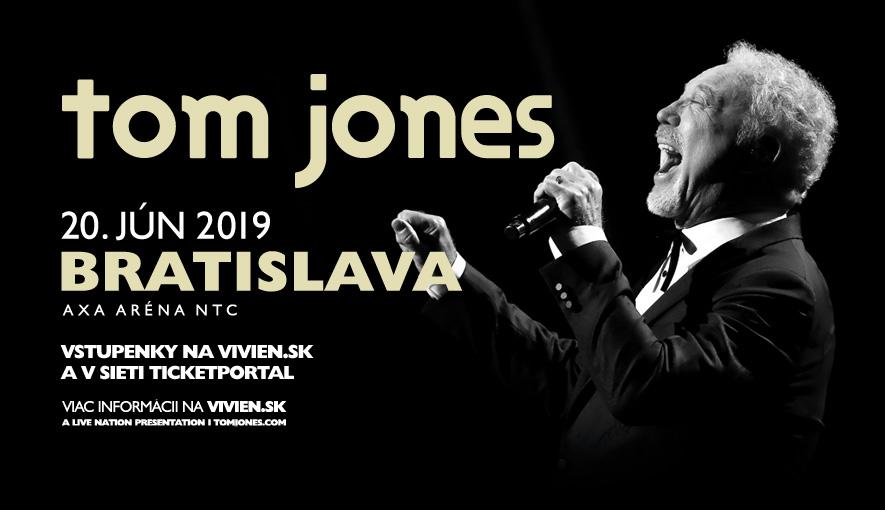 Tom Jones VIVIEN 1