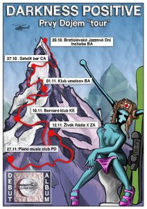 Tour poster DP Prvy dojem
