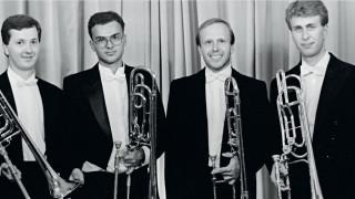 Bratislava Trombone Quartet vydávajú po viac ako dvoch desaťročiach remastrovaný debut BOMBING 1