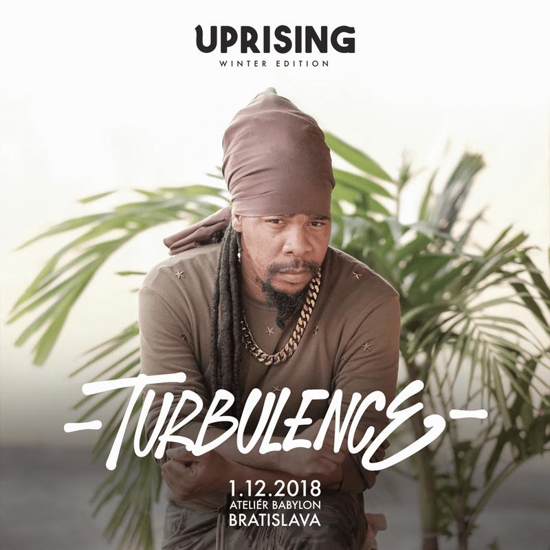 Turbulence uwe 2018 uprising insta