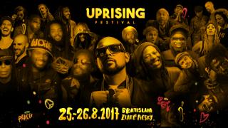 Na jubilejný 10. ročník festivalu UPRISING prichádza jamajská superstar SEAN PAUL BOMBING 2