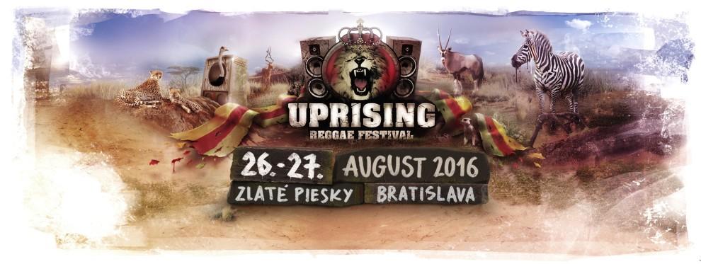 Uprising posilňuje o jamajské hviezdy a zverejňuje nový dokument BOMBING 7