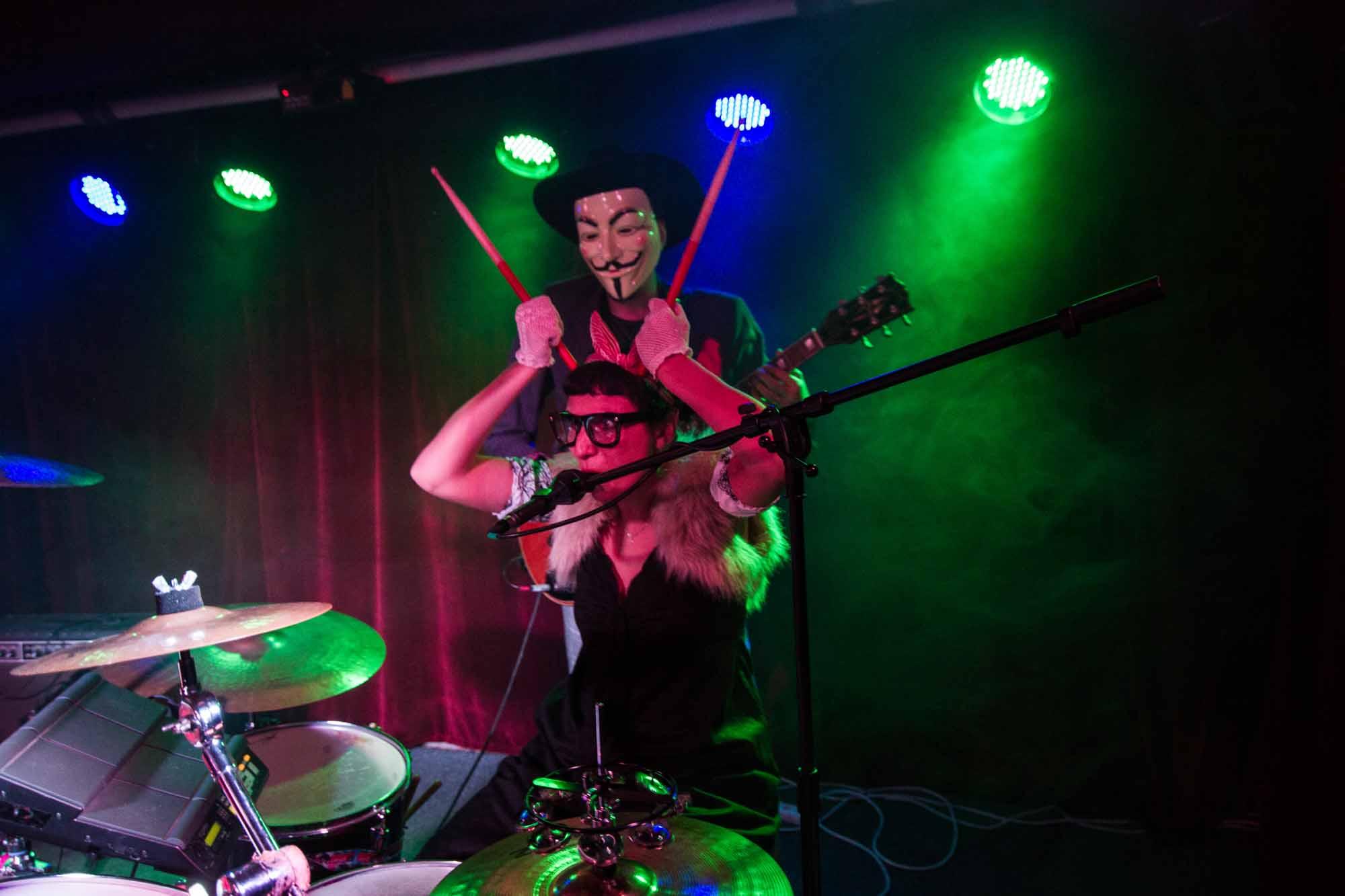 Festival Barbakan premenil Banskú Bystricu na metropolu kultúry BOMBING