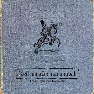 Zuzana Homolova album cover