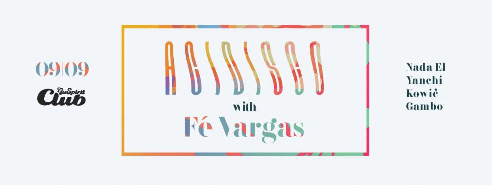 Zaži závan Kuby na piatkovom Acidisco sočarujúcou techno DJkou Fé Vargas BOMBING 2