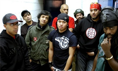 ASIAN DUB FOUNDATION SA RÚTIA NA UPRISING BOMBING