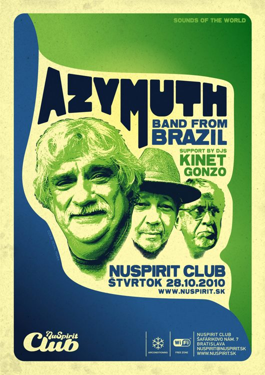 Sounds of the World – Azymuth BOMBING