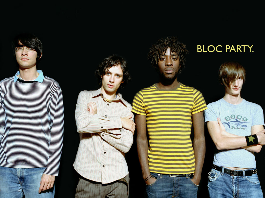 BLOC PARTY NA BAŽANT POHODE 2013 BOMBING