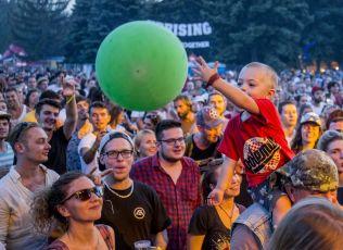 Uprising 2017 / Foto: Tomáš Ormandy