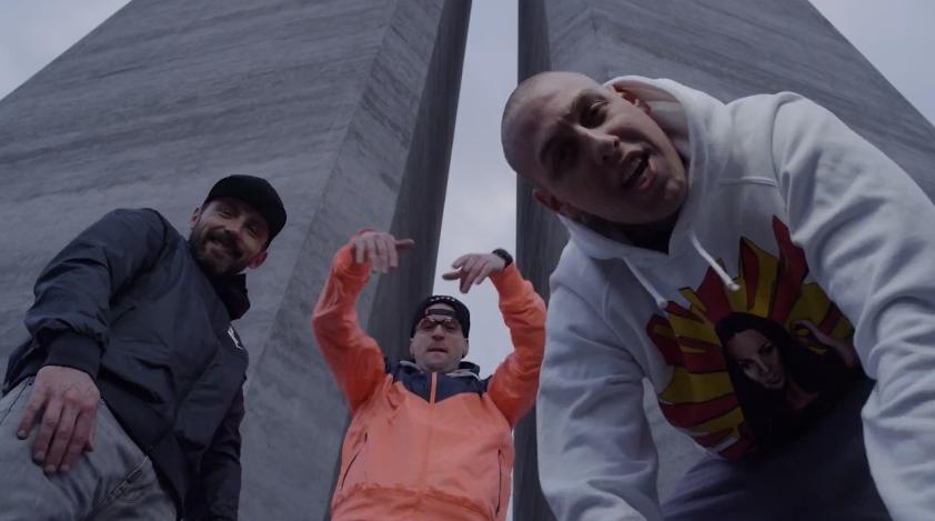 LA4 & DJ Wich - Denně ft. Separ, Martin Svátek (OFFICIAL VIDEO) BOMBING
