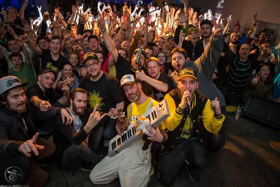 Chaozz vystúpi po 20 rokoch na Slovensku! BOMBING 1