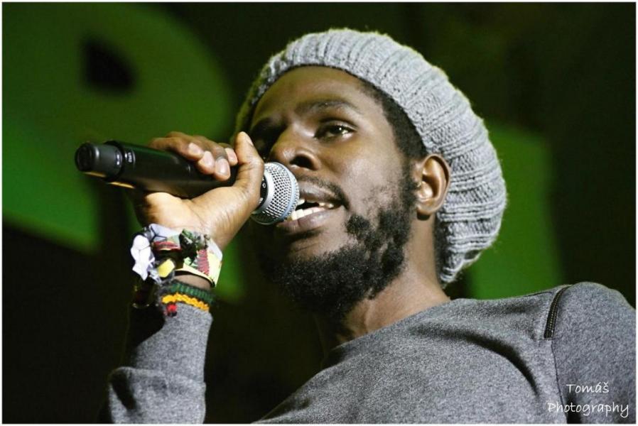 UPRISING reggae festival 2015 - Chronixx / foto: Tomáš Ormandy