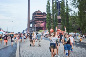 Colours of Ostrava 2017 / Foto: Richard Lutzbauer