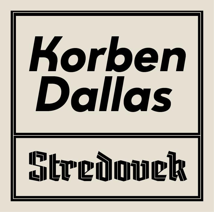 Korben Dalas - Stredovek - cover