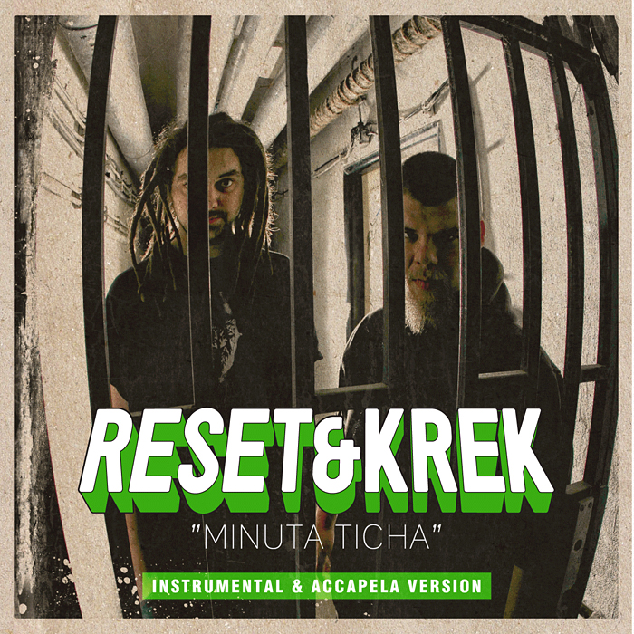 ajlavmjuzik - Reset & Krek - Minuta ticha (instrumental & accapela version) BOMBING